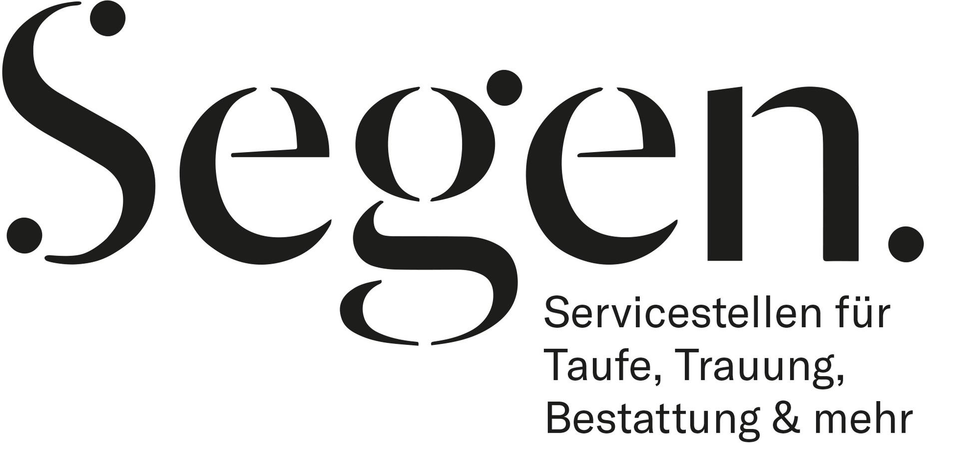 Logo Servicestelle Segen